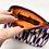 Thumbnail: Pochettina 13x9 viola maneki neko