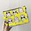 Thumbnail: Pochette 22x15 gialla girls