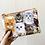 Thumbnail: Pochette 22x15 gatti