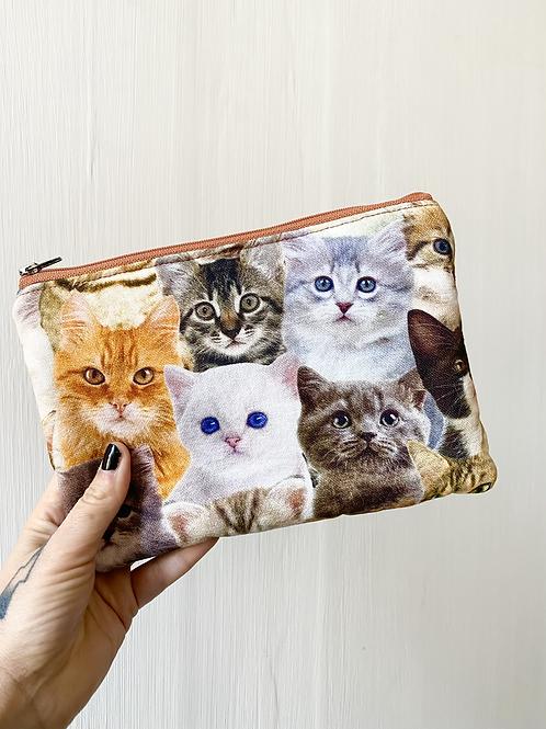 Pochette 22x15 gatti