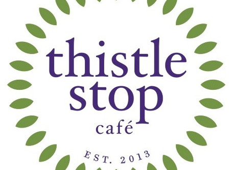 Courtney Sobieralski—Thistle Farms and the Café