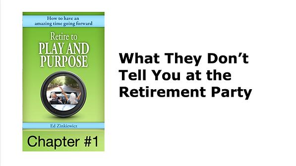 Retire to Play Purpose Chapter 1 Bonus C