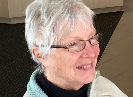 Margaret Smith—Volunteering with Owl's Hill Nature Sanctuary