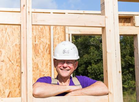 Bill Farris–Habitat for Humanity