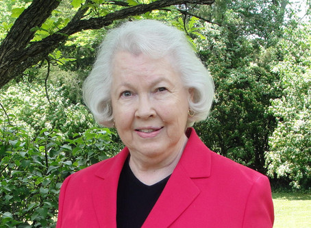 Judy Davis—School Volunteer