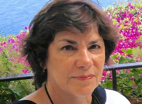 Jo-Ann Heidenreich—Parthenon Docent