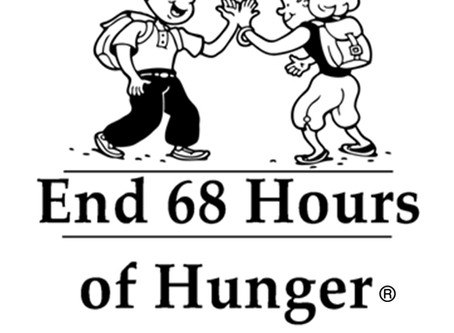68 Hours of Hunger—What Too Many School Children Face Each Weekend