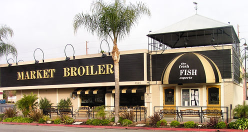 Market Broiler Riverside Front Entrance