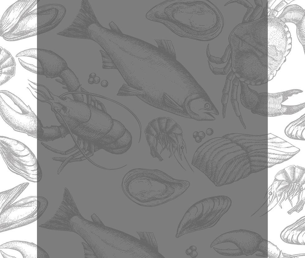 Fish icon background