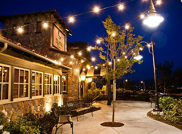 Market Broiler Simi Valley at Night