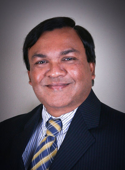 Rajesh Mehta Head Shot
