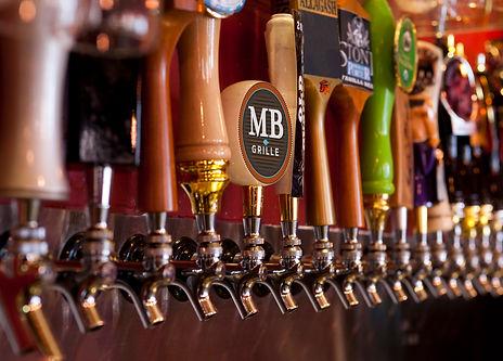 MB Grille Beer Tap