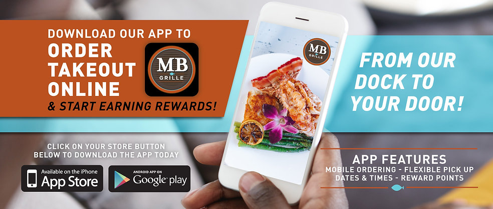 Download our Mobile App to Order Takeout Online and Start Earning Rewards.