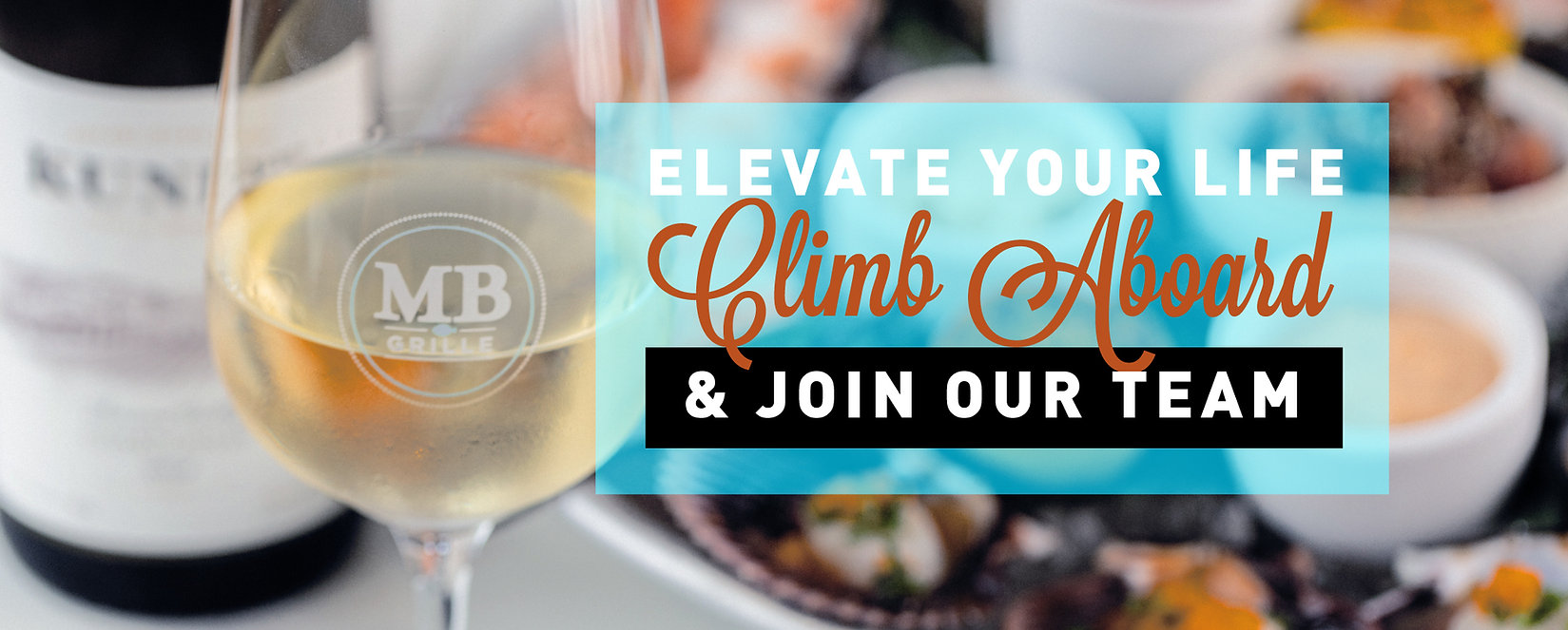 Elevate Your Life Come Aboard & Join Our Team