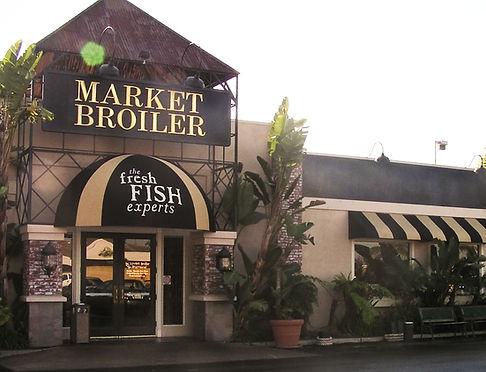Market Broiler Huntington Beach Entrance