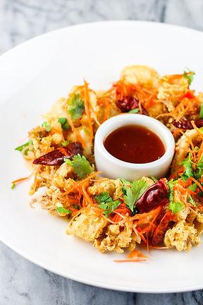 Market Broiler Sweet & Spicy Calamari