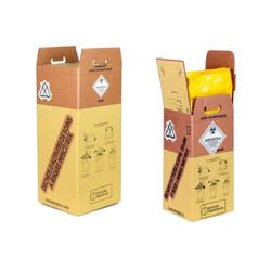 Cartons pour DASRI non perforants
