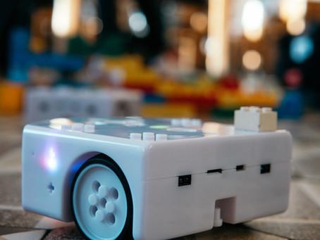 Création, codage et découverte numérique avec les Robots Thymio