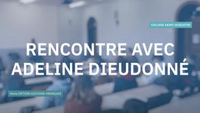 """Rencontre avec Adeline Dieudonné, auteure du roman """"La Vraie Vie"""""""
