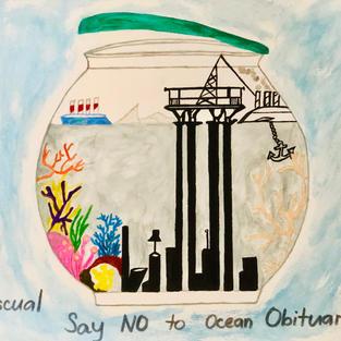 Say NO to Ocean Obituary