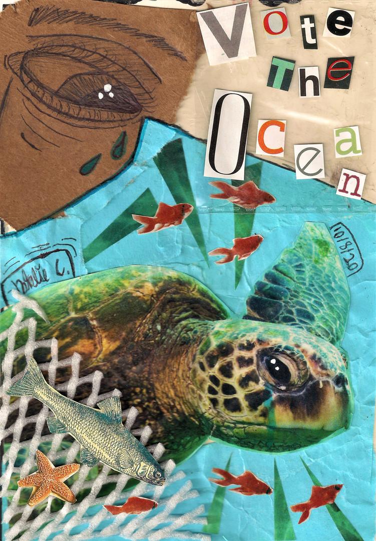 Vote The Ocean