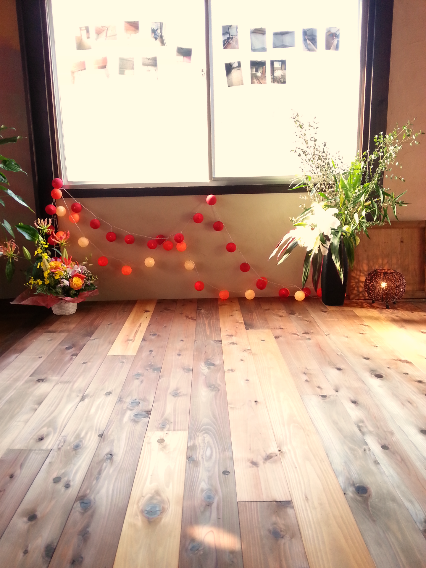 cider wood floor