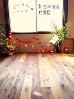 cider wood floor