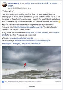 Facebook Memory - 31.03.18 - Olivier Pass - Michael Pauwels - Andreas Breda