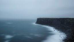 Iceland's bird rock