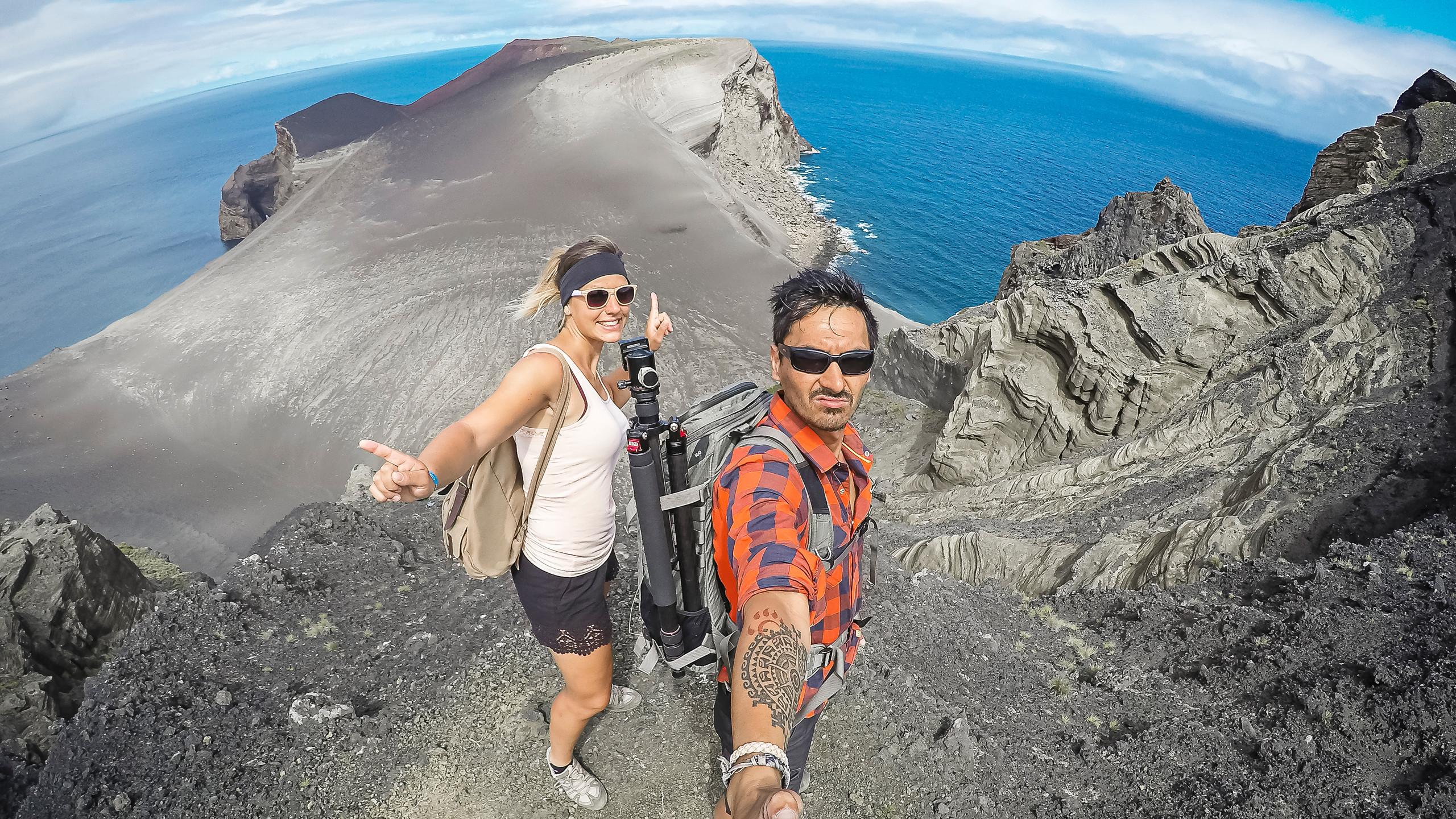 #capelinhosvulcano