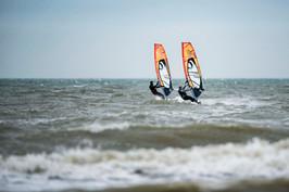 Sideshore Session 1.0 Riders: Pieter Dehaene & Lodewijk David Location: Sideshore Surfers De Panne