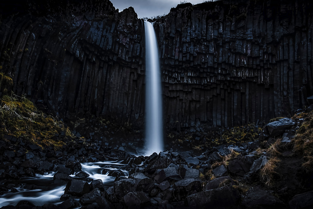 SVARTIFOSS - BLACK WATERFALL
