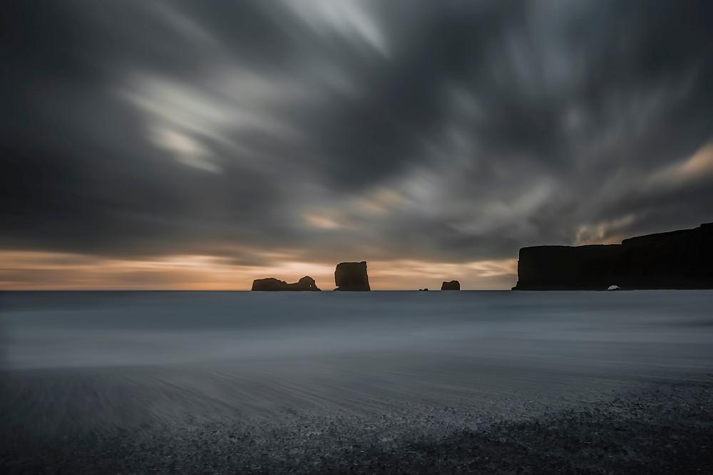 DHYROLAEY - KIRKJUFJARA BEACH
