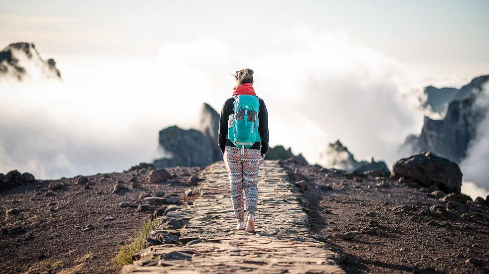 Pico Ruivo Walk