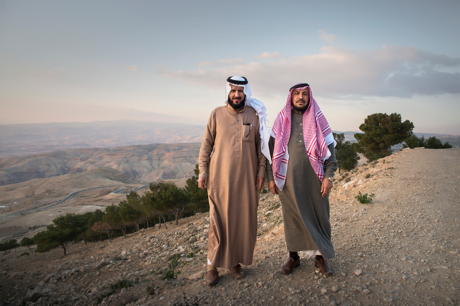 The Saudi's