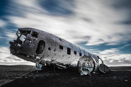 Sólheimasandur's plane wreck