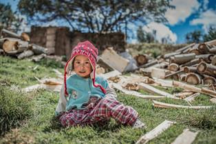 The little girl who spoke Quechua