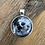 Thumbnail: Full Moon Wish Pendant with Chain