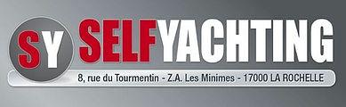 logo partenaire chantier nautique self yachting