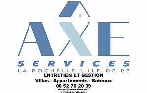 logo partenaire axe services
