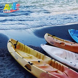 kayak mer plage sable