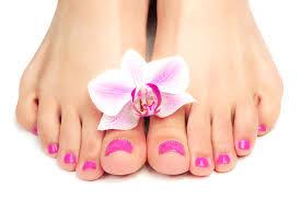 Gel Nails - Feet