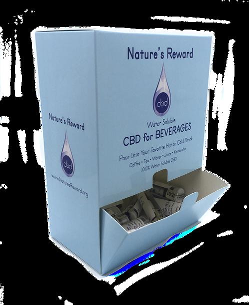Dispenser for Water Soluble CBD