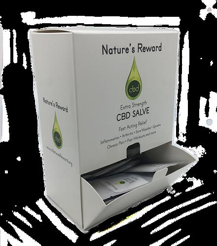 Dispenser for CBD Salve