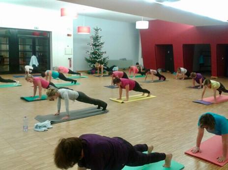 Pilates - Exercices au sol