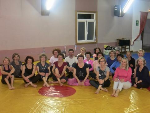 Pilates à Soultz