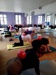 Cours de Pilates à Vieux-Thann