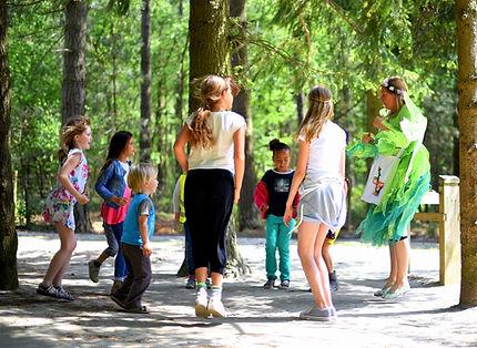 dansen met elfje Fien