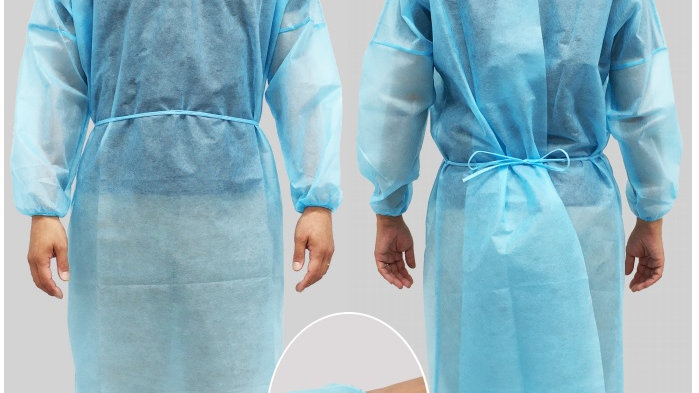 Type II & Type III Isolation Gowns