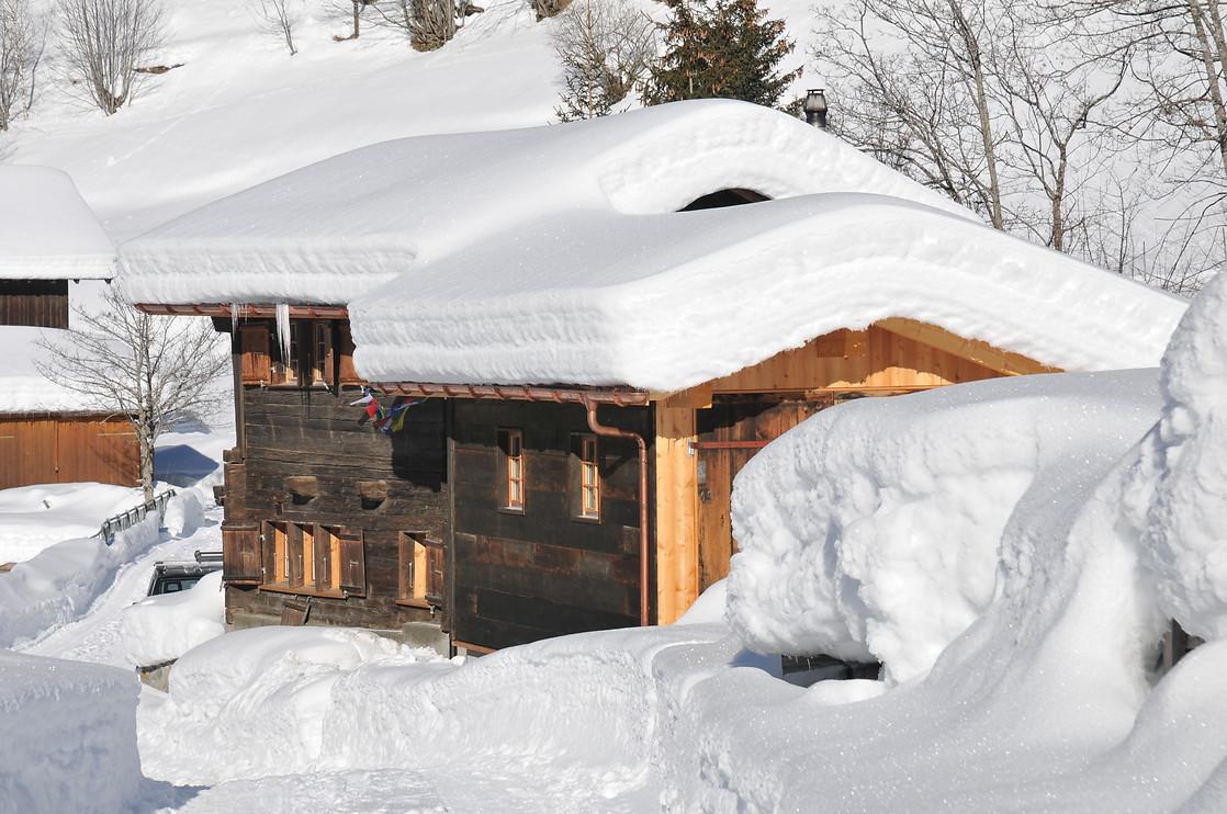 ITER®Gartenmöbel in den Alpen